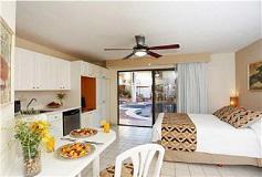 Habitación Estudio Una Cama del Hotel Hotel Santa Fe Cabo San Lucas