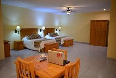 Habitación Santa Fe Familiar del Hotel Hotel Santa Fe Loreto by Villa Group
