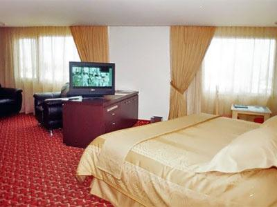 Habitación Suite del Hotel Hotel Scala Magna