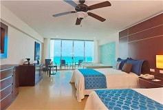Habitación Club del Hotel Hotel Seadust Cancún Family Resort