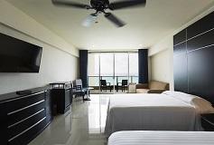 Habitación Premier Suite con Vista al Mar del Hotel Hotel Seadust Cancún Family Resort