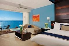 Habitación Junior Suite with Jacuzzi King del Hotel Hotel Secrets Huatulco Resort and Spa