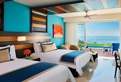 Habitación Preferred Junior suite Swim Out Double del Hotel Hotel Secrets Huatulco Resort and Spa