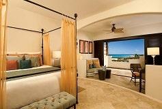 Habitación Junior Suite con Vista al Mar del Hotel Hotel Secrets Maroma Beach Riviera Cancún