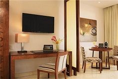 Habitación Junior Suite Vista al Jardín Doble Cama  del Hotel Hotel Secrets Playa Mujeres Golf and Spa Resort Todo Incluido - Solo Adultos