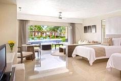Habitación Junior Suite Doble Swim Up del Hotel Hotel Secrets Silversands Riviera Cancún