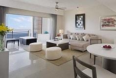 Habitación Preferred Club Suite Lunamielera del Hotel Hotel Secrets Silversands Riviera Cancún