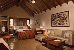 Habitación Suite Cabaña Lunamieleros sobre la Piscina del Hotel Hotel Secrets Silversands Riviera Cancún