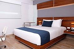 Habitación Sencilla del Hotel Hotel Sleep Inn Hermosillo