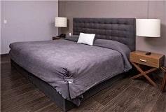 Habitación Junior Suite Cuádruple del Hotel Hotel Suites del Ángel