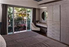 Habitación Junior Suite Triple del Hotel Hotel Suites del Ángel