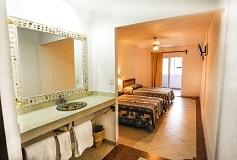 Habitación Estándar Superior del Hotel Hotel Suites Ixtapa Plaza y Centro Comercial