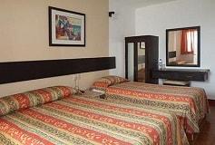 Habitación Estándar del Hotel Hotel Suites Mediterráneo