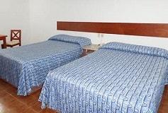 Habitación Superior del Hotel Hotel Suites Mediterráneo