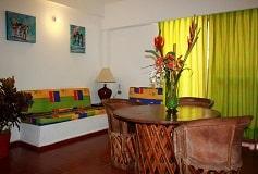 Habitación Junior Suite con Balcón del Hotel Hotel Suites Plaza del Río Vallarta Centro