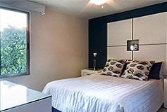 Habitación Master One Bedroom Suite Queen Bed and Balcony del Hotel Hotel Suites Villa Italia