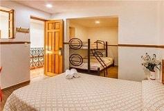 Habitación Familiar del Hotel Hotel Templo Mayor