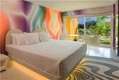 Habitación Trendy Vista al Jardín del Hotel Hotel Temptation Cancún Resort