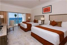 Habitación Estándar Vista al Mar del Hotel Hotel Tesoro Manzanillo