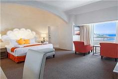 Habitación Junior Suite Vista al Mar con Balcón del Hotel Hotel Tesoro Manzanillo