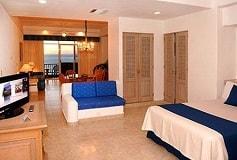 Habitación Junior Suite del Hotel Hotel The Inn at Mazatlán