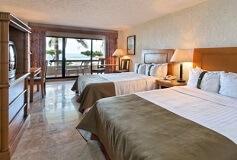 Habitación Estándar Vista al Mar del Hotel Hotel The Palms Resort Mazatlán