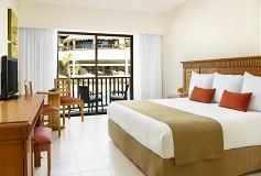 Habitación Estándar Frente a la Piscina del Hotel Hotel The Reef Coco Beach