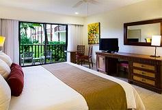 Habitación Premium Vista al Jardín del Hotel Hotel The Reef Coco Beach