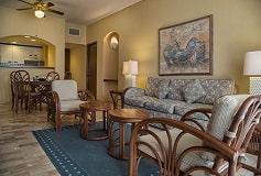 Habitación Suite de Una Recámara del Hotel Hotel The Royal Caribbean An All Suites Resort