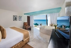Habitación Sian Ka´an Ocean Jacuzzi del Hotel Hotel The Sian Ka'an at Grand Tulum
