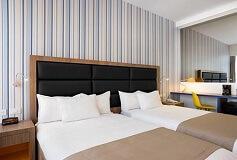 Habitación Estándar Twin No Reembolsable del Hotel Hotel Tryp México WTC