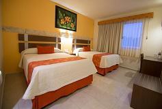 Habitación Ejecutiva Twin del Hotel Tulija Express Excellent City Hotels