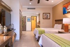 Habitación Deluxe Suite Premium Floor del Hotel Hotel Villa del Palmar en las Islas de Loreto