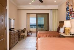 Habitación Penthouse Ambassador Dos Recámaras del Hotel Hotel Villa del Palmar en las Islas de Loreto