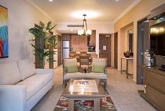 Habitación Suite de Dos Recámaras Premium Floor del Hotel Hotel Villa del Palmar en las Islas de Loreto