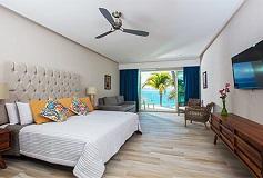 Habitación Junior Suite del Hotel Hotel Vista Vallarta All Suites On The Beach