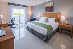 Habitación Deluxe Una Cama King Plan Europeo del Hotel Hotel Wyndham Garden Playa del Carmen