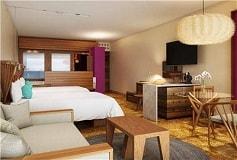 Habitación Suite Garden  del Hotel Hotel Xcaret México