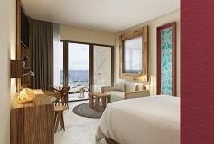 Habitación Suite Ocean View del Hotel Hotel Xcaret México