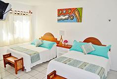 Habitación Apartamento Doble Estándar No Reembolsable del Hotel Hotel y Departamentos Eden