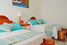 Habitación Apartamento Doble Estándar del Hotel Hotel y Departamentos Eden