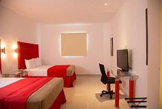 Habitación Estándar Doble del Hotel Hotel Zar Mérida