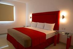Habitación Estándar Sencilla del Hotel Hotel Zar Mérida