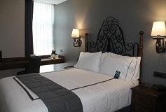 Habitación Habitación King Size No Reembolsable del Hotel Hotel Zócalo Central
