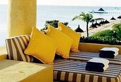 Habitación Master Suite Frente al Mar Terraza 2 Habitaciones del Hotel Hotel Zoetry Paraíso de la Bonita Riviera Maya