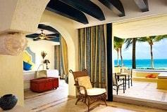 Habitación Romance Frente al Mar Lover Suite del Hotel Hotel Zoetry Paraíso de la Bonita Riviera Maya