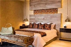 Habitación Suite Impression Frente Mar Un Dormitorio Piscina del Hotel Hotel Zoetry Paraíso de la Bonita Riviera Maya