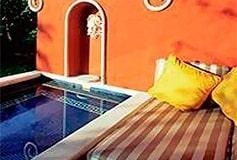 Habitación Suite Una Recámara con Piscina Privada Dos Camas del Hotel Hotel Zoetry Paraíso de la Bonita Riviera Maya