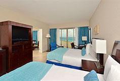 Habitación Estándar Vista al Mar del Hotel Hotel Iberostar Cancún