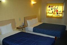 Habitación Estándar Doble del Hotel Ibeurohotel